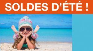 SOLDES jusqu'à -50% chez RIKA Nantes