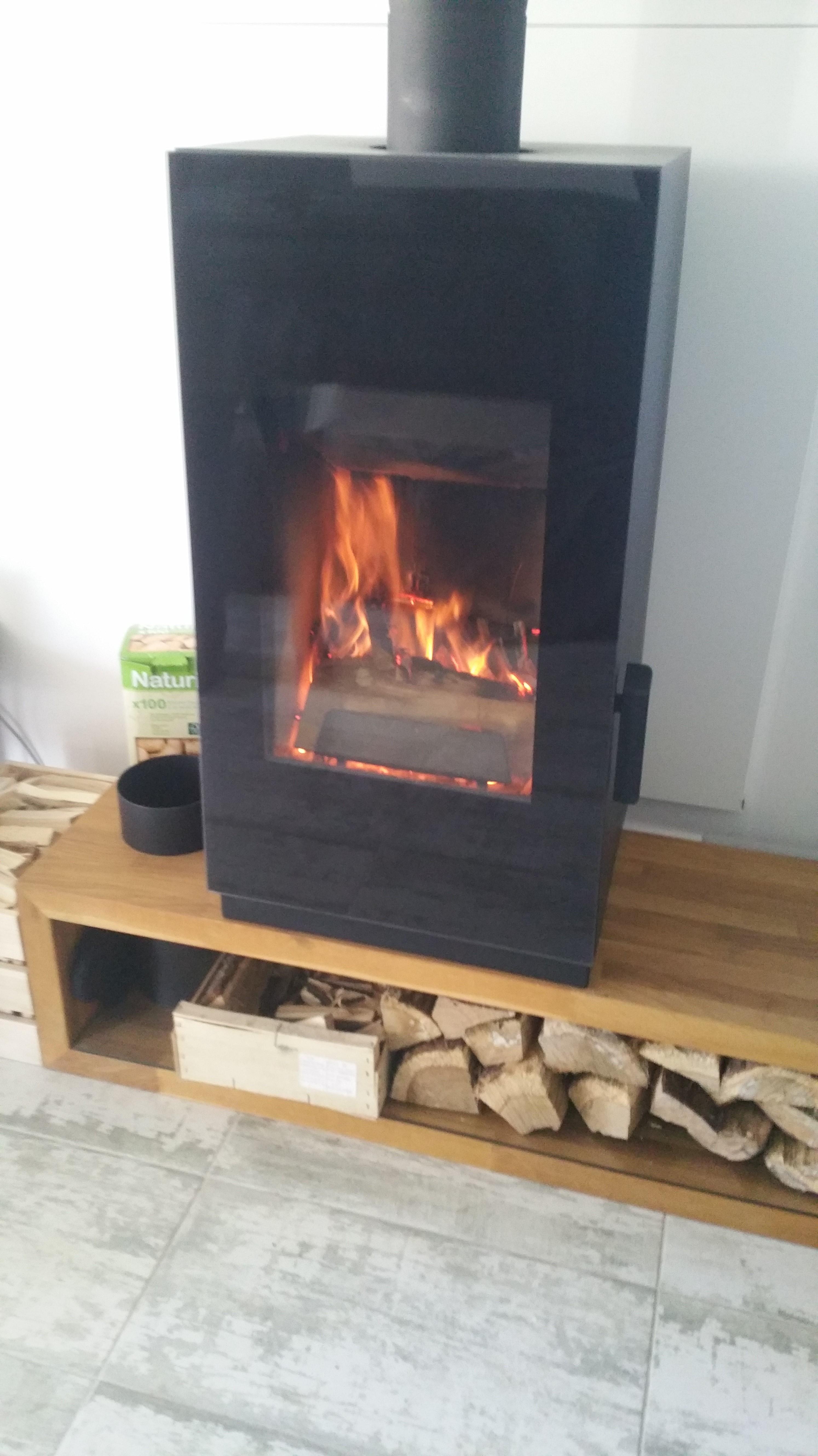 Réduction large sélection réduction jusqu'à 60% Poêle à bois artiste LOOK | RIKA Nantes 44